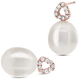 Adina Jozsef - Bridal Pearl Earrings